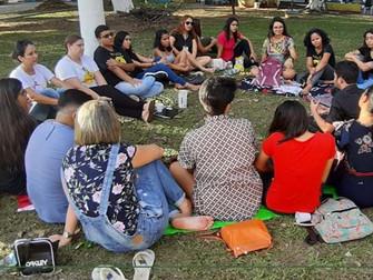 Liga de Psicologia do Iespes promove rodas de diálogos sobre violência comunidade LGBT+