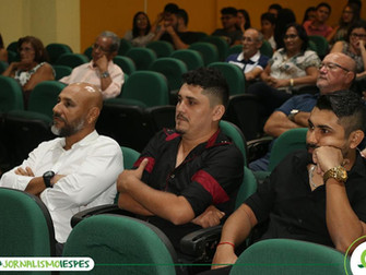 Iespes realiza lançamento do primeiro e-book do curso de Jornalismo