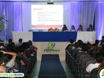Seminário de Psicologia destaca a importância do psicólogo no ambiente escolar