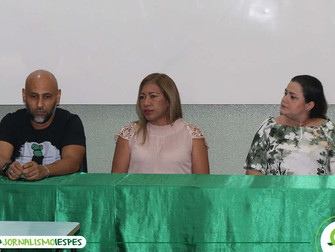 Curso de Jornalismo do Iespes realiza roda de conversa sobre a história da TV em Santarém