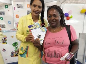 Cursos do Iespes realizam arrecadação de livros e ações de saúde no Salão do Livro