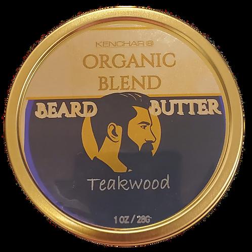 Beard Butter - Teakwood
