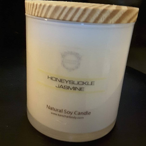 Boxed Home Elegance Soy Candle