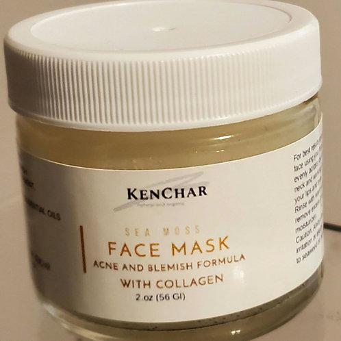 Sea Moss Face Mask