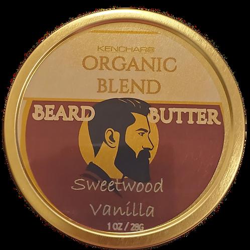Beard Butter -Sweetwood Vanilla