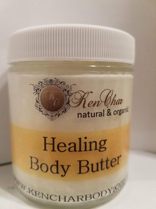 Organic Healing Butter