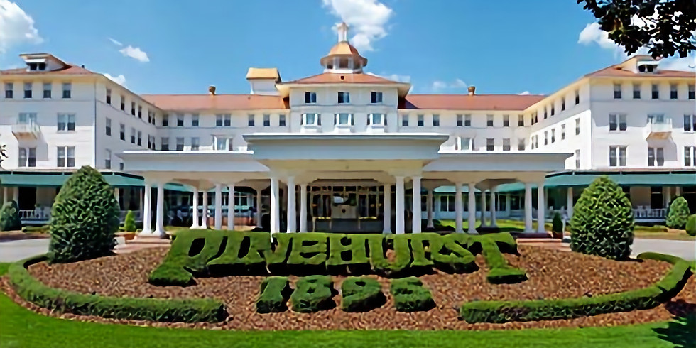 Pinehurst Two-Man Donor Event Payment