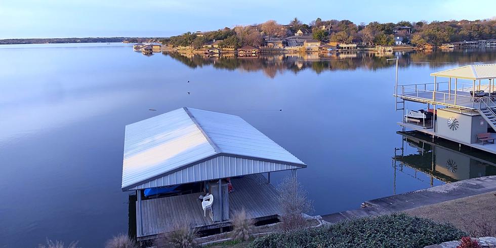 Lake Granbury, TX Retreat