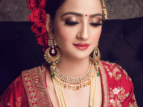 All You need to know about HD Bridal Makeup