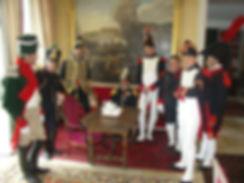 soldats-en-uniforme-d-epoque