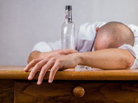 Alcohol deliveries soar during pandemic