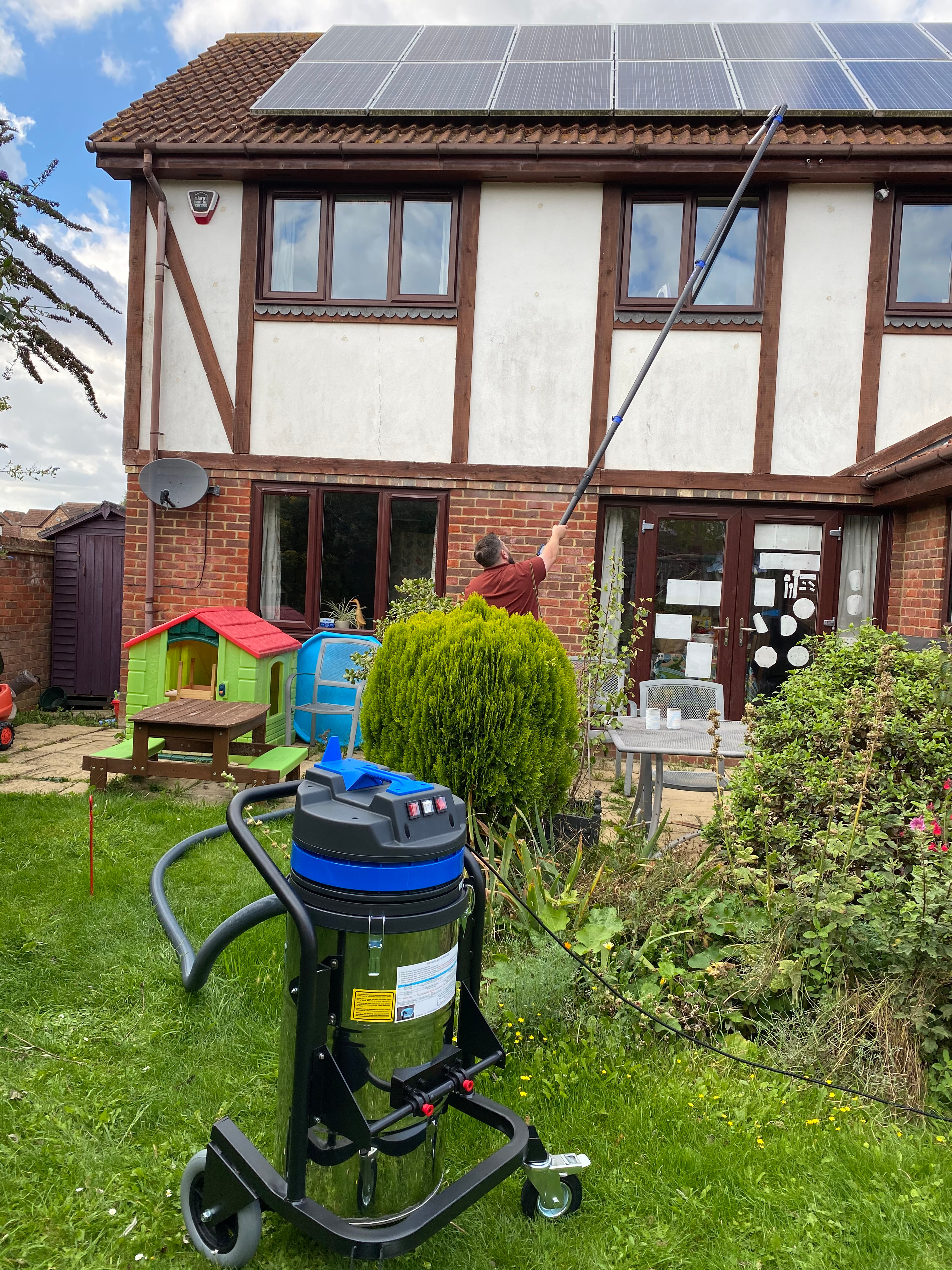 Domestic Gutter Clearing
