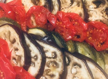 Provençal Vegetable Gratin