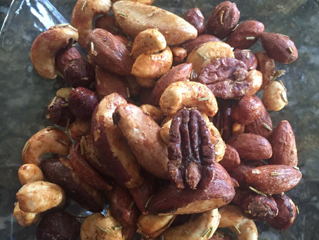 Savory Mixed Nuts