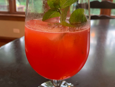Raspberry Lemonade Coolers
