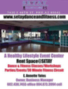 SETAY dance and fitness
