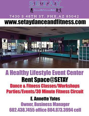 SETAY dance and fitness