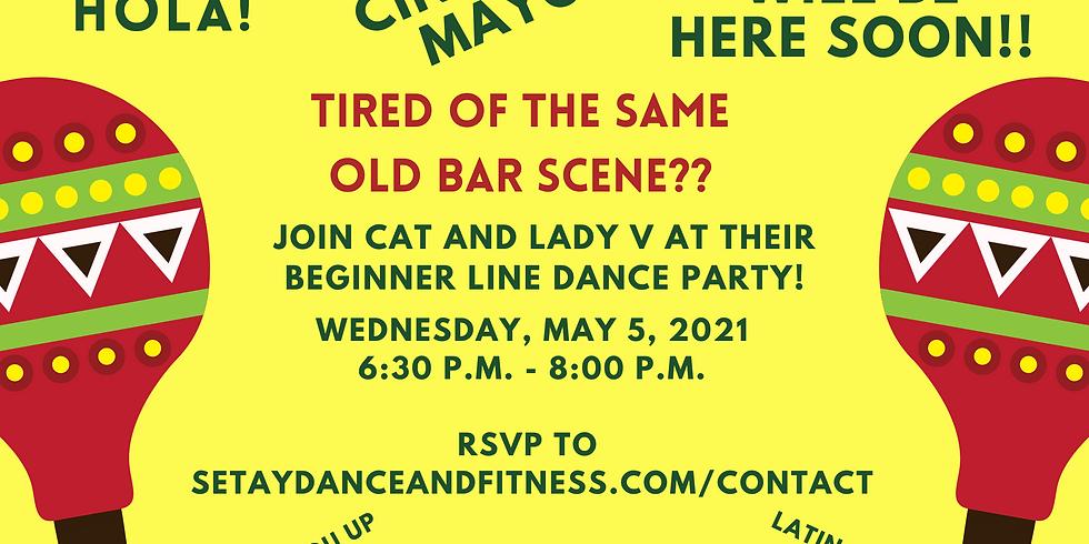 Wednesday Cinco De Mayo Latin Dance Party