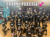 2020 Pretty Precise Youth Step Team Phot