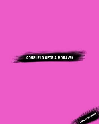 Consuelo Gets a Mohawk