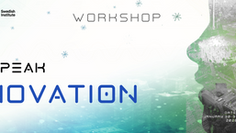 """We Speak Innovation"" workshop - Your way to explore on how to be innovative"
