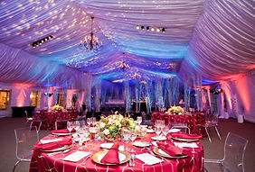 Beautiful event decor