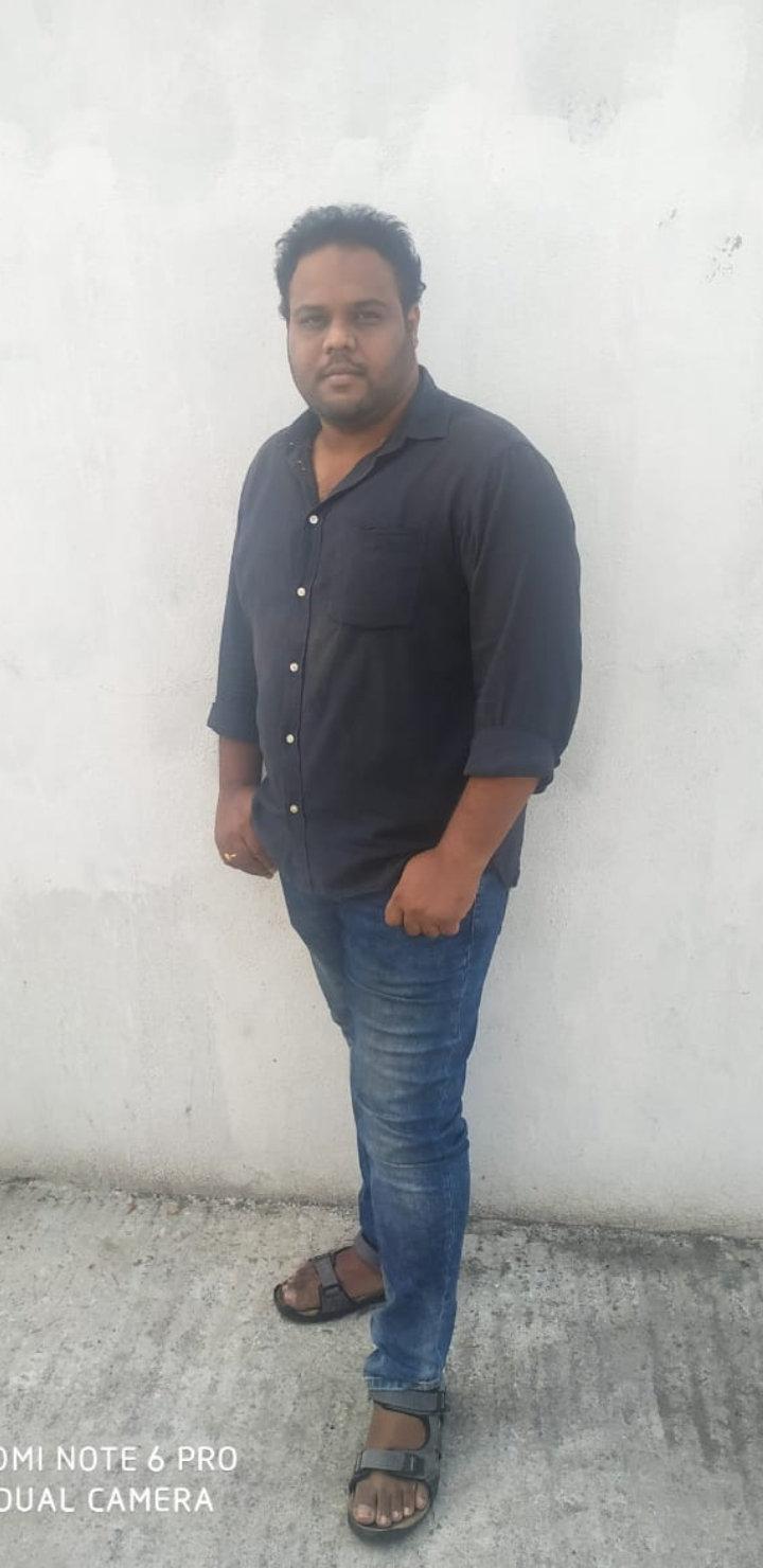 Venkata Naga Nikhil Kumar