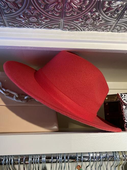 Hat's on me