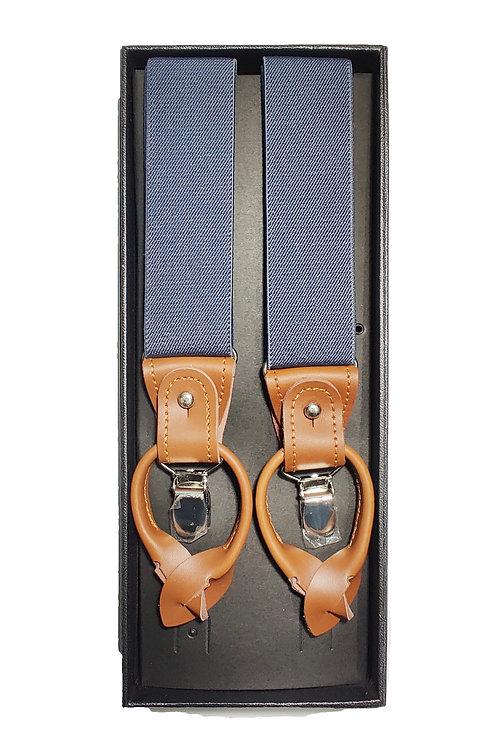 Grey Suspenders
