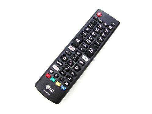 Controle remoto Lg Tecla Netflix Prime Video Original