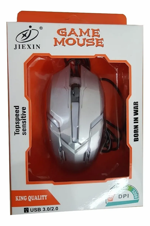 mouse gamer top speeed