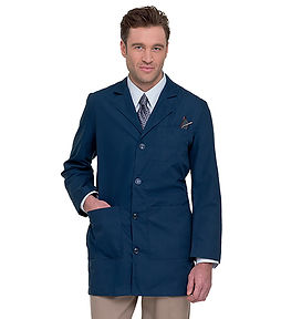 Landau Men's Lab Coat 3163 (Navy).jpg