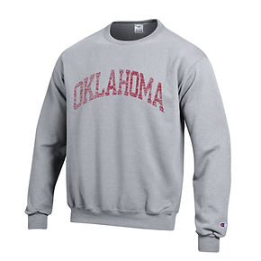 OU Grey Sweatshirt