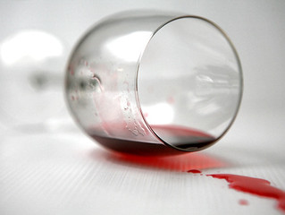 How to get Red Wine out of Carpet in 3 easy steps!