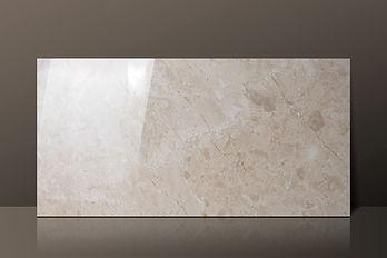 Lotus Beige Polished Marble Tile