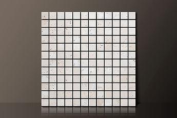 classic beige honed travertine mosaic