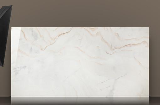 bianco-lasa-polished-marble-slab-reflect