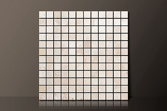Classic Beige Filled Travertine Mosaic