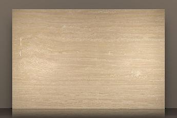 Classic Filled Travertine Vein-Cut Slab