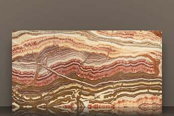 fantastico vein-cut onyx  slab