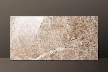 Emperador Light Polished Marble L60 Tile