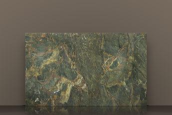 Borgogna Green Polished Granite Slab