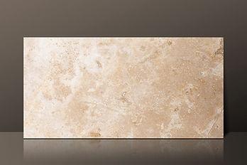 Classic Cream Travertine Cross-Cut Filled T20 Tile