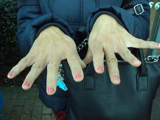 Nails at Halesowen College
