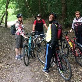 Sutton Park Bike Ride