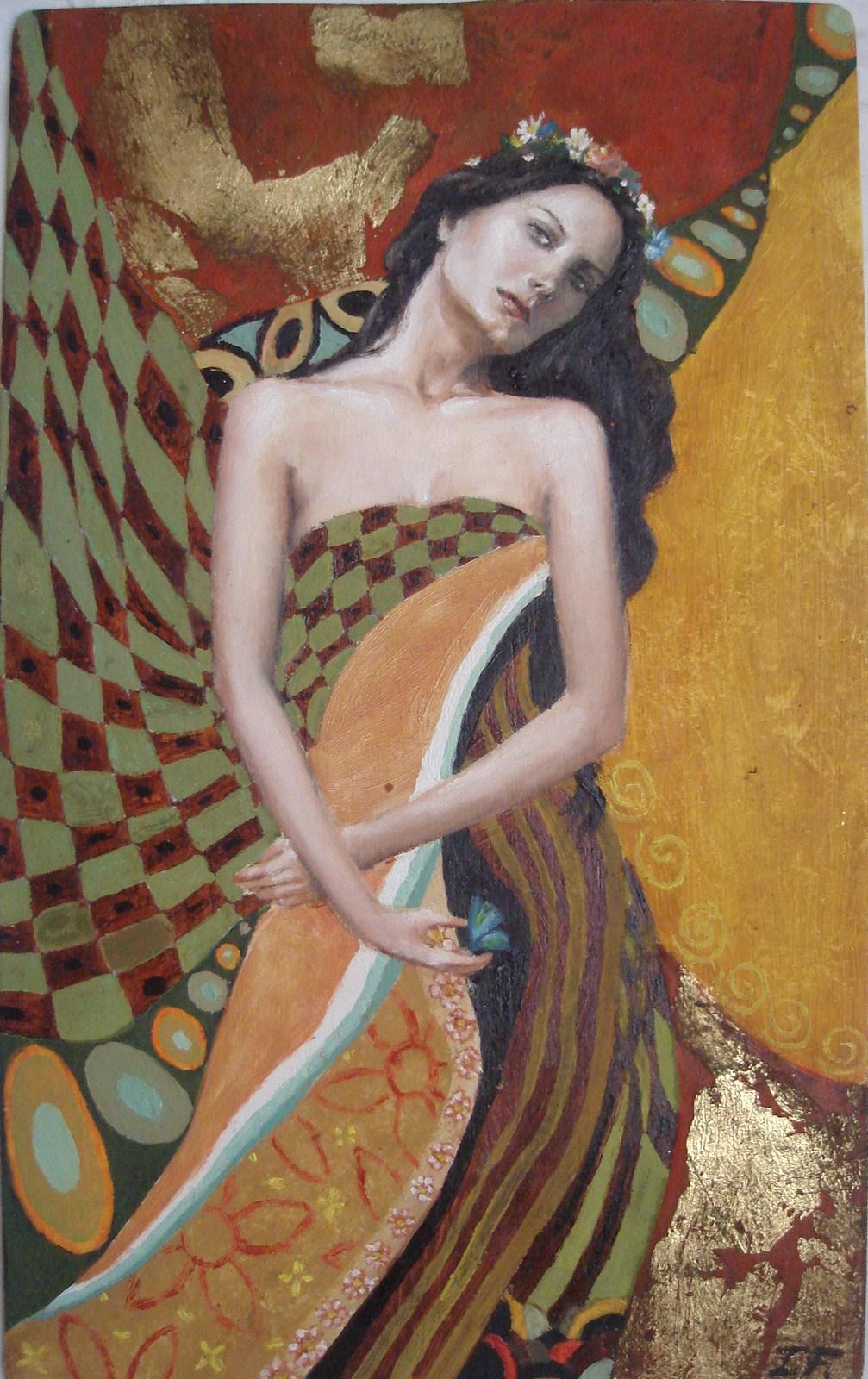 Homenaje a Klimt