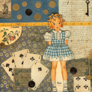 Betty Plays Poker