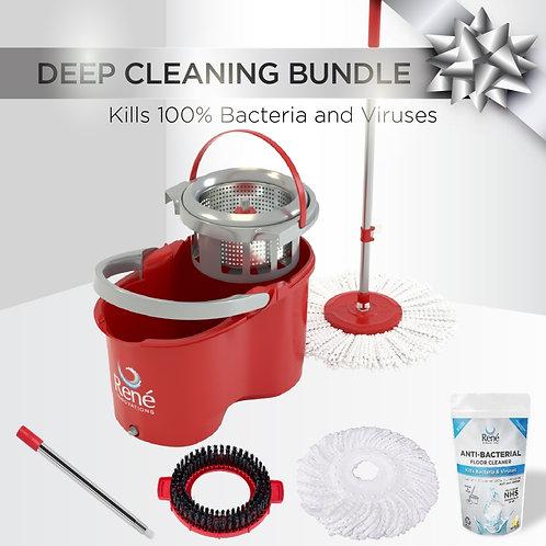 Spin Mop Dada Deep Clean Bundle