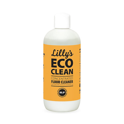 CONCENTRATED FLOOR CLEANER WITH ORANGE OIL 750ML