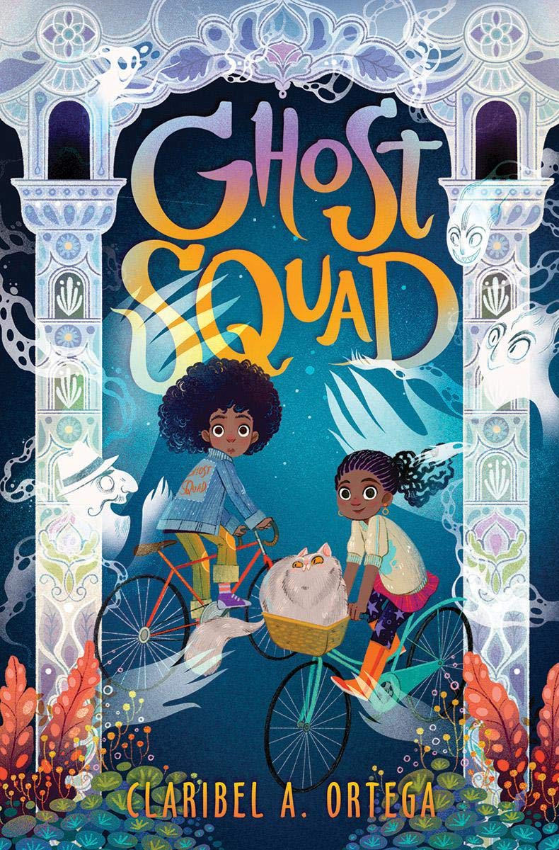 Ghost Squad by Claribel Ortega